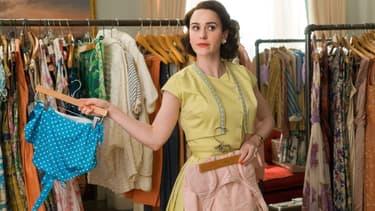 Midge Maisel, héroïne de la série The Marvelous Mrs Maisel