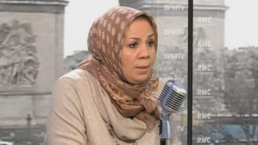 """Latifa Ibn Ziaten rend hommage à son fils dans un livre """"Mort pour la France""""."""