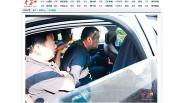 Ce milliardaire chinois avait bâti sa fortune sur le butin d'un braquage commis 16 ans plus tôt.