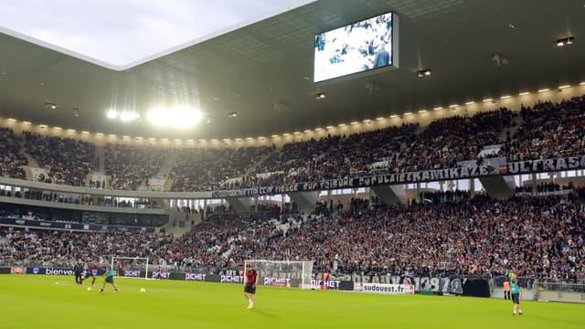 Bordeaux et son nouveau stade devraient faire partie des grands bénéficiaires de l'Euro 2016.