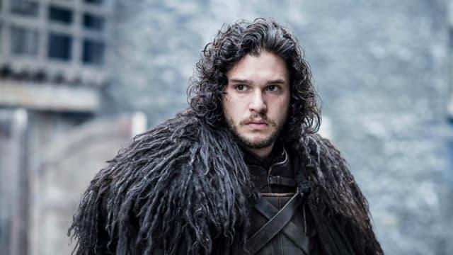 Jon Snow (Kit Harington).