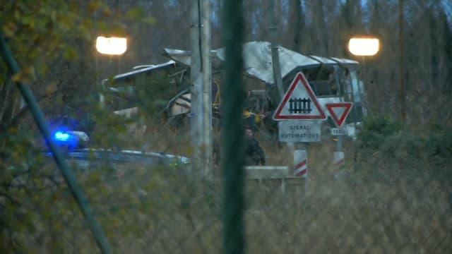 L'accident a fait au moins six morts.