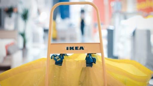 Les magasins Ikea souhaitent atteindre l'indépendance énergétique en 2020.