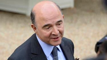 Pierre Moscovici voit la confiance revenir.