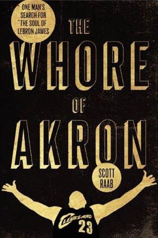 Le livre The Whore of Akron de Scott Raab