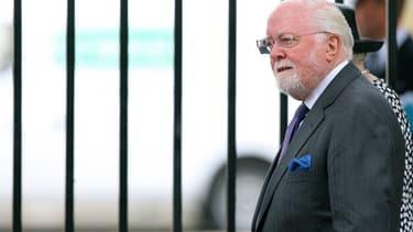 L'acteur et réalisateur britannique Richard Attenborough, ici photographié le 31 août 2007, est mort dimanche à l'âge de 90 ans.