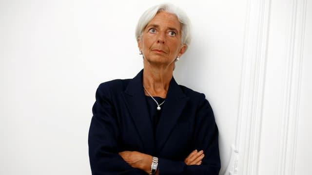 Christine Lagarde rappelle que la Grèce et ses créanciers sont tout au début de l'aventure.