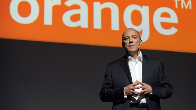 Stéphane Richard, le patron d'Orange, a annoncé le lancement d'une OPA amicale sur l'opérateur espagnol Jazztel.