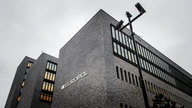 Le bâtiment d'Europol