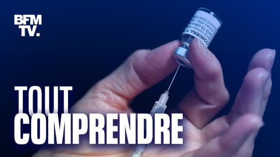 Un vaccin Pfizer-BioNTech