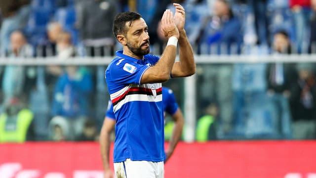 Fabio Quagliarella - Sampdoria