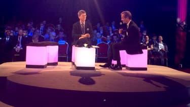 Jeffrey D. Sachs, professeur d'économie et Jérôme Schmitt, directeur développement durable de Total : Quel rôle pour un acteur majeur de l'énergie ?