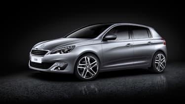 La 308 sera commercialisée à partir de 17.800 euros.