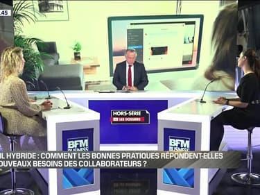 Hors-Série Les Dossiers BFM Business : Retour au bureau, nos espaces de travail en pleine métamorphose - Samedi 25 septembre