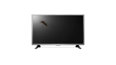 Le nouveau téléviseur anti-moustiques de LG