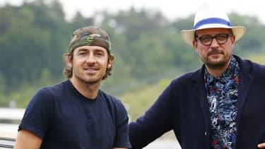 Bruce Jouanny, Le Tone et Philippe Lellouche recevront (entre autres) Tchéky Karyo, Bruno Putzulu, Michel Boujenah, Frank Leboeuf  et Vincent Moscato, pour affronter le circuit Top Gear France, lors de la Saison 3.