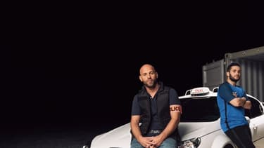 Taxi 5 avec Malik Bentalha et Franck Gastambide