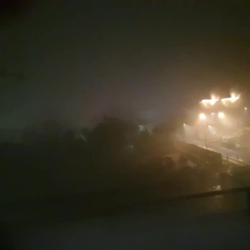 Pluie torrentielle - Témoins BFMTV