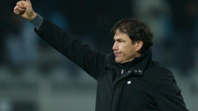 Rudi Garcia, l'entraîneur du LOSC