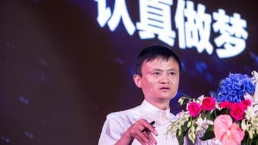 """Cette offre sur le """"YouTube"""" chinois illustre la confiance de Jack Ma, le fondateur et dirigeant d'Alibaba, dans l'économie chinoise."""