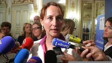 Ségolène Royal s'engage dans la lutte contre le gaspillage alimentaire