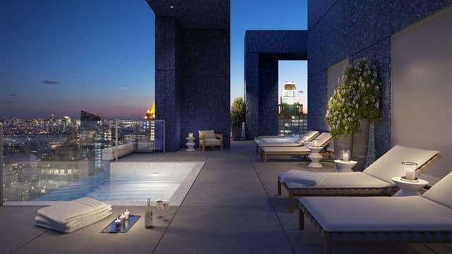 Ce penthouse à New York est à vendre 98 millions de dollars