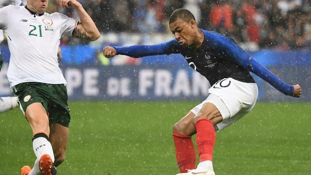 Kylian Mbappé (Equipe de France)