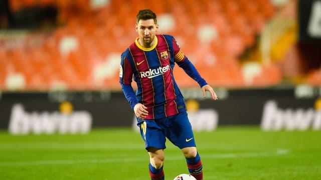 Lionel Messi - Barcelone