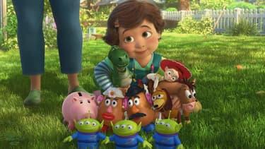 Une scène de Toy Story 3