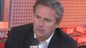 Le député Nicolas Dupont-Aignan, président du parti Debout la République, invité des GG ce lundi
