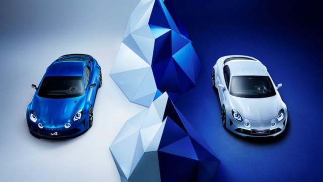 Dans sa future gamme, Alpine pourrait proposer des modèles motorisées par l'Allemand AMG.