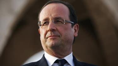 François Hollande était l'invité de Claire Chazal sur TF1 dimanche soir