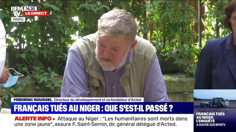 """Frédéric Roussel (Acted): """"Les victimes avaient entre 25 et 50 ans, il y avait 4 femmes et 4 hommes"""""""
