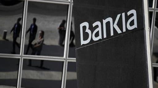 Bankia a perdu plus de 19 milliards d'euros en 2012