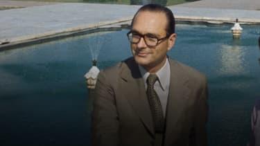 Jacques Chirac (Photo d'illustration)