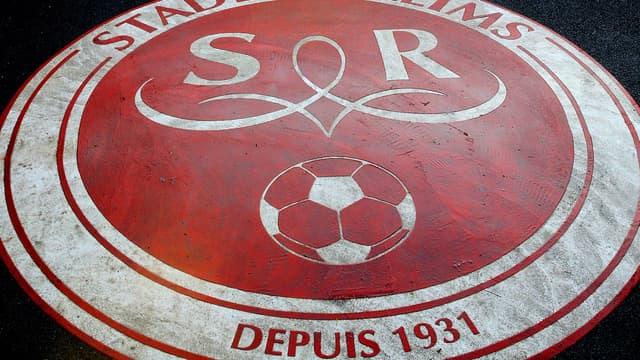 Le logo du Stade de Reims