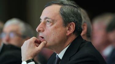 Mario Draghi peut-il aller jusqu'à créer une bulle