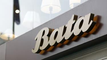 Bata en France, c'est actuellement 72 magasins.