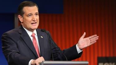 Ted Cruz, le rival de Donald Trump dans la course à l'investiture républicaine.