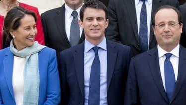 Le gouvernement Valls est désormais au complet avec ses secrétaires d'Etat