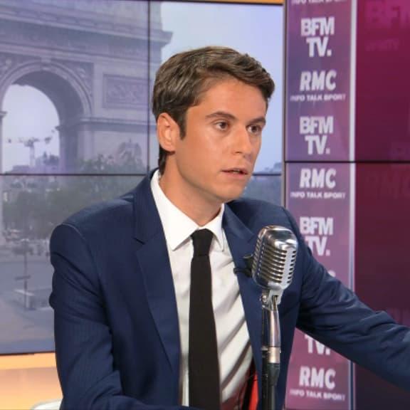 """EN DIRECT - Régionales: Attal regrette une abstention """"abyssale"""", qui """"met en péril la démocratie"""""""