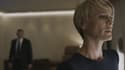 """Robin Wright incarne Claire Underwood dans """"House of Cards""""."""