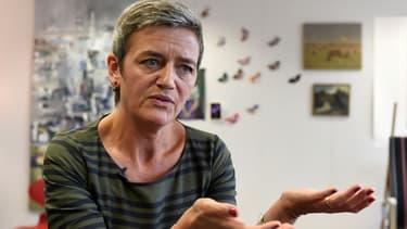 """Margrethe Vestager veut néanmoins étudier la proposition """"en profondeur"""""""