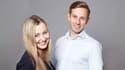 Pia Victoria Poppenreiter et son associé, Torsten Stüber, lancent Ohlala. Ce site  propose aux hommes et aux femmes de se faire rémunérer des relations sexuelles, sans pour autant être des professionnels.