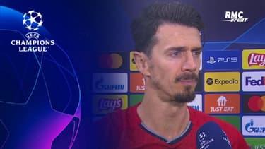 """Lille 0-0 Séville : """"Continuer à se battre pour se qualifier"""" assure Fonte"""