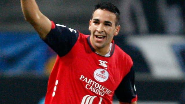 Adil Rami, le défenseur international du LOSC
