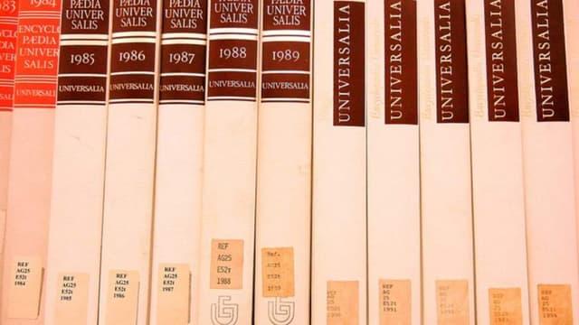 Les encyclopédies Universalis ont été publiées pendant 46 ans sous format papier.