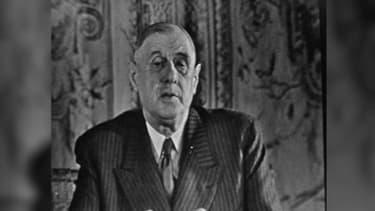 Le général Charles de Gaulle (image d'illustration)