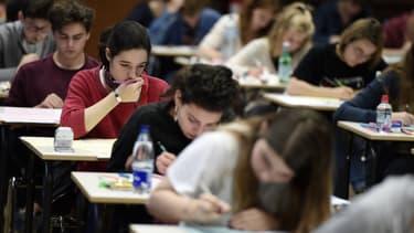 Les professeurs pourraient faire grève lors des épreuves écrites du baccalauréat 2019.