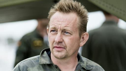 L'inventeur danois Peter Madsen, le 11 août 2017 à Copenhague